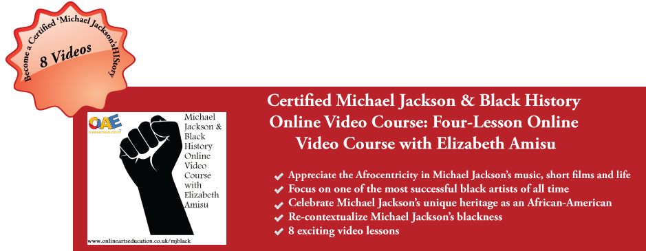 MJ & Black History Online Video Course