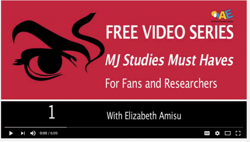 FVS1-1 Journal of Michael Jackson Academic Studies