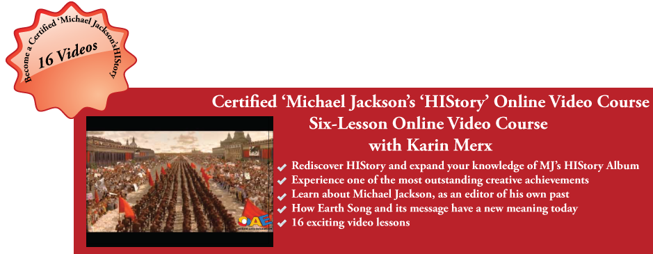 Episode 14 – Michael Jackson's 'HIStory' | The Journal of