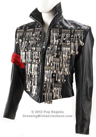 Michael Jackson's Dinner Jacket