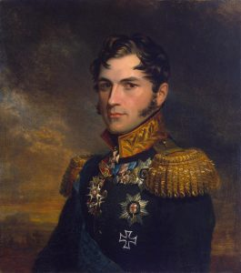 Leopold, Prince of `saxe-Coburg
